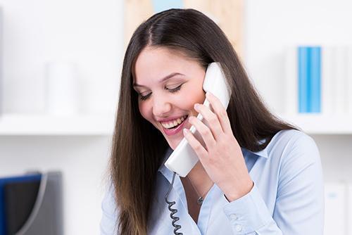 Helden Umzüge - Tipps & Tricks, Frau, Telefon