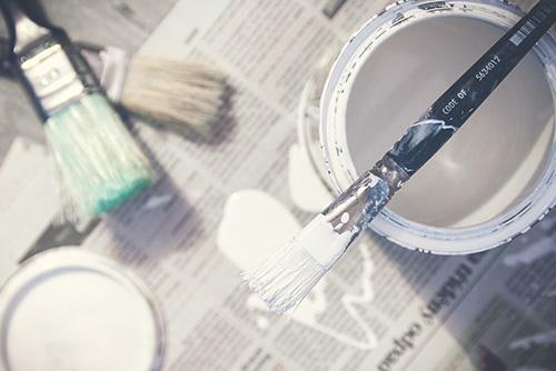 Helden Umzüge - Renovierung, Farbe, Pinsel