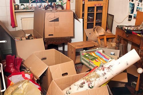 Helden Umzüge - Wohnung, Entrümpelung